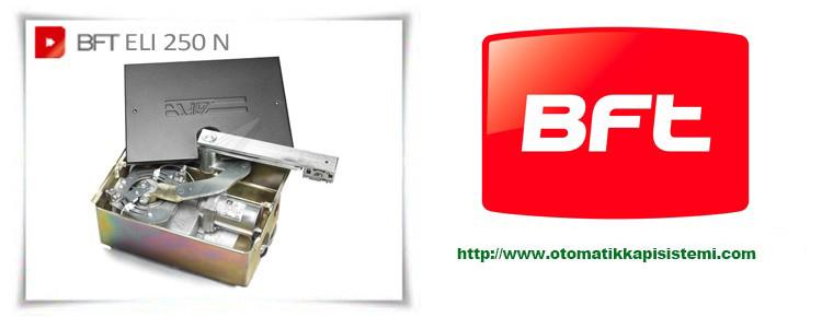 Bft Eli 250 N Elektromekanik Kanatlı Kapı Motoru