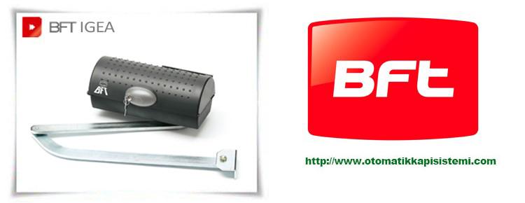 Bft Igea Elektromekanik Kanatlı Kapı Motoru