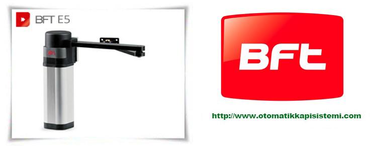 Bft E5 Elektromekanik Kanatlı Kapı Motoru
