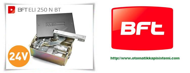 Bft Eli 250 N Bt Elektromekanik Kanatlı Kapı Motoru