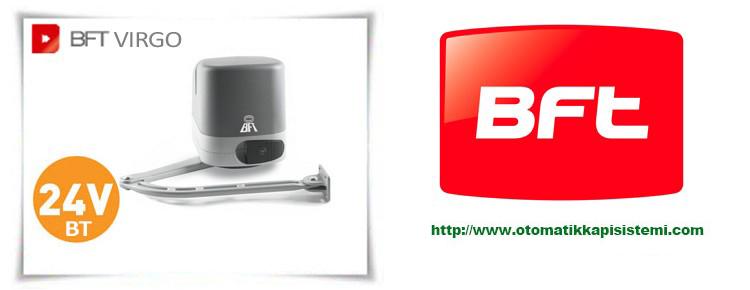 Bft Virgo Elektromekanik Kanatlı Kapı Motoru